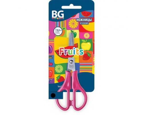 Ножницы 13,2см. Fruits детские ассорти