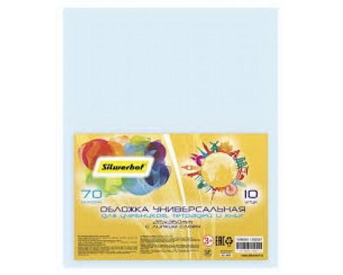 Обложка для учебника универсальная Silwerhof 382072 с липк.сл. 300х470мм