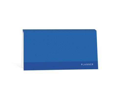 Планинг недатированный 64 листа Синий