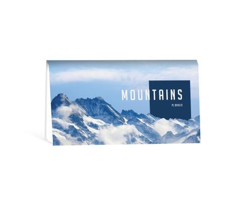 Планинг 64 листа В горах недатированный