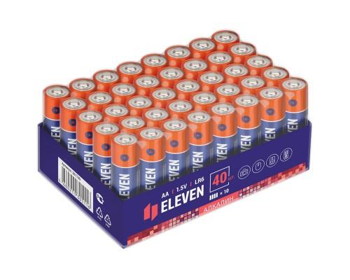Батарейка Eleven AA (LR6) алкалиновая, OS40